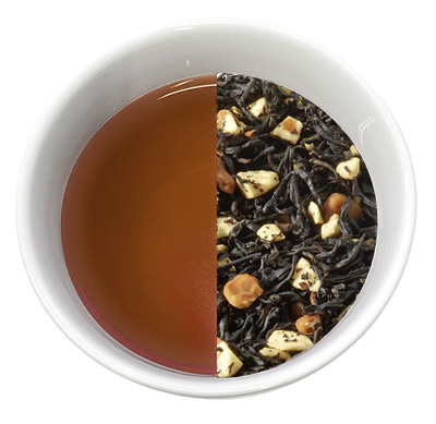 schwarztee-aromatisiert
